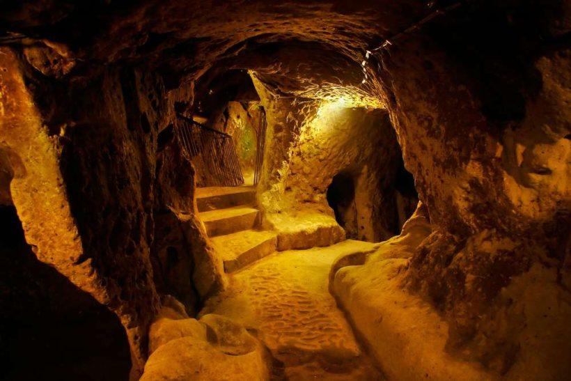 cappadocia-derinkuyu-underground-city