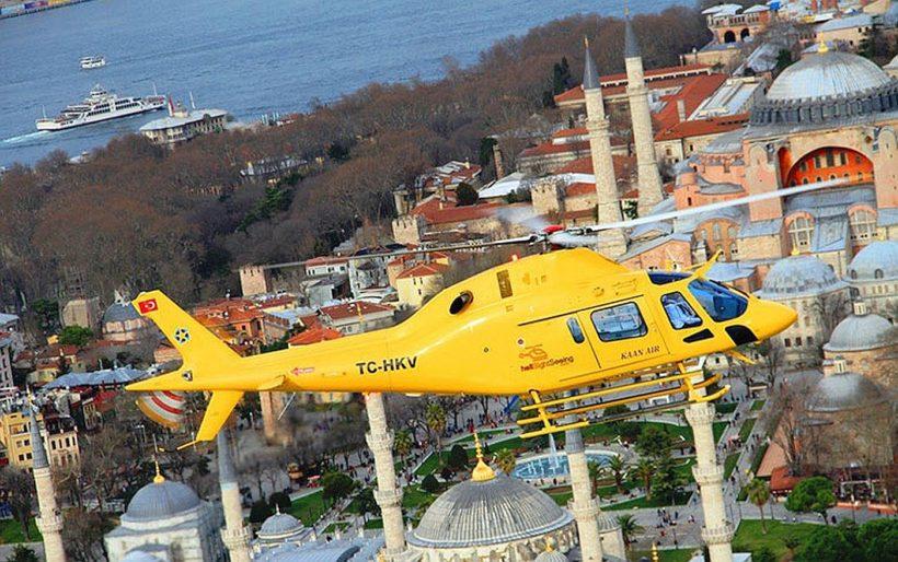 helikopter-tour-istanbul-ayasofya-allstartravel